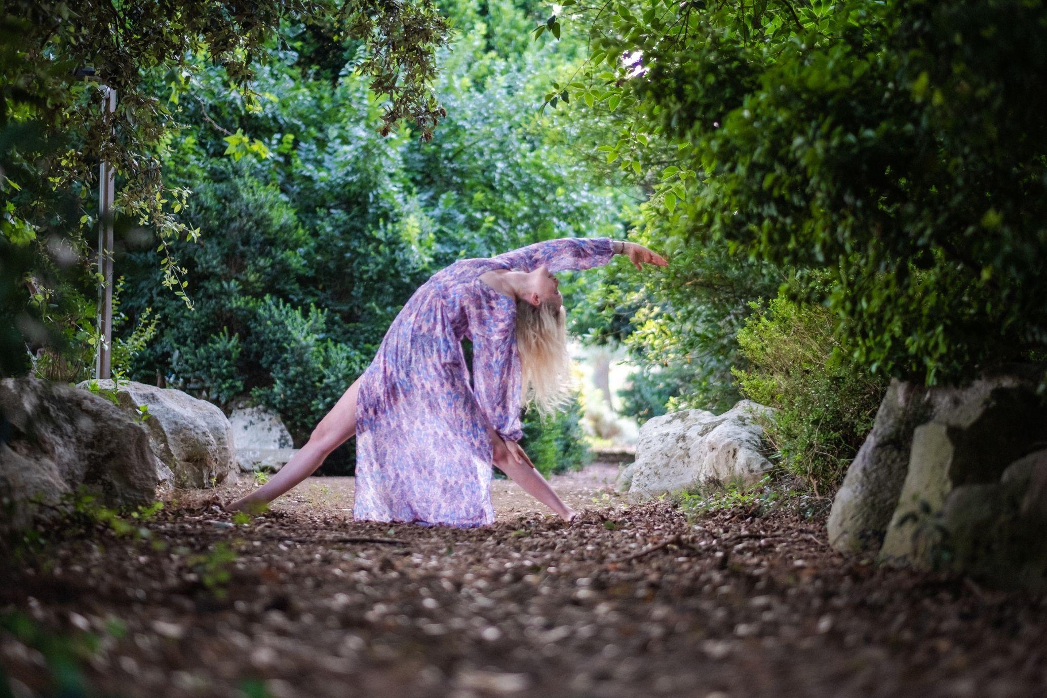 Going Om Yoga Stile