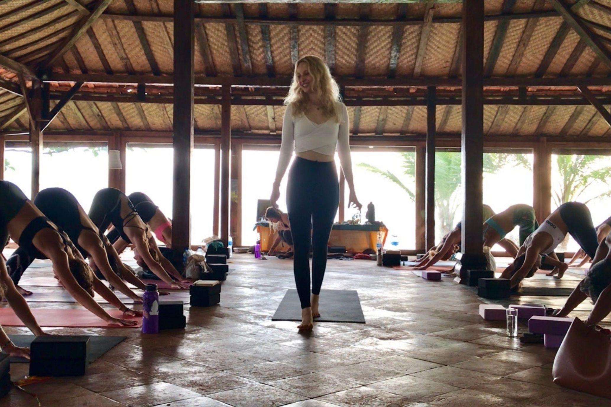 Going Om Yoga Kurse